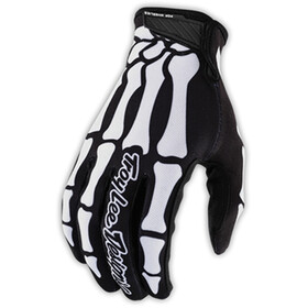 Troy Lee Designs Air Handsker Unge, skully black/white